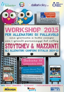 locandina workshop 2015